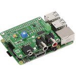 Фото 5/5 MIKROE-1767, RaspyPlay4, Hi-Fi звуковая карта для Raspberry Pi Model B+ / Pi 2