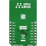 Фото 4/5 MIKROE-1990, RTC5 click, Часы реального времени/календарь на основе MCP79510, форм-фактор mikroBUS