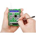Фото 3/5 MIKROE-755, mikromedia for XMEGA, Отладочная плата на основе ATxmega128A1 с TFT Touch Screen дисплеем 320 х 240 px