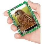 MIKROE-607, mikromedia for PIC18FJ, Отладочная плата на ...