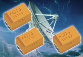 TPME158M004R0015, Cap Tant Solid 1500uF 4V E CASE 20% (7.3 X 4.3 X 4.1mm) Inward L SMD 7343-43 0.015 Ohm 125°C T/R