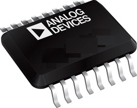 AD5696RARUZ, DAC 4-CH Resistor-String 16-bit 16-Pin TSSOP Tube