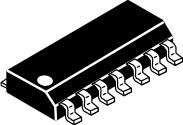 Фото 1/3 MC14071BDR2G, OR Gate 4-Element 2-IN CMOS Automotive 14-Pin SOIC N T/R