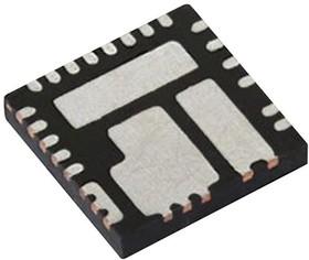 SIC477ED-T1-GE3, DC/DC Synchronous Regulator, Adjustable, 4.5V to 55VIn, 0.8V to 50.6V/6AOut, 2MHz, PowerPAK MLP55-27
