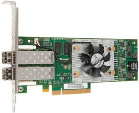 Адаптер Lenovo ThinkServer QLE2672 PCIe 16Gb 2-port FC (4XC0F28745)