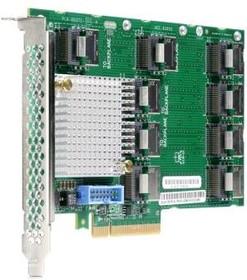 Переходная плата HPE DL380 Gen9 Primary 2 Slot GPU Ready Riser Kit (719076-B21)