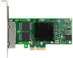 Адаптер Lenovo Intel I350-T4 4-port GbE for System x (00AG520)