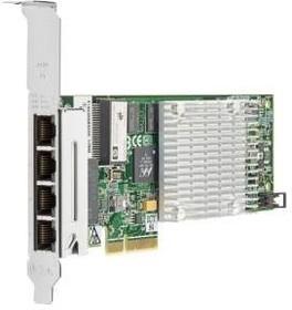Сетевая карта HPE NC375T 4port Gbit (538696-B21)