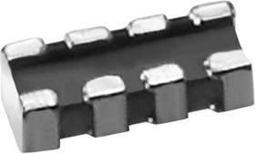 MP000963, Фиксированный резистор цепи, 30 кОм, 4 элемент(-ов), Изолированный, 0502 [1406 Metric]