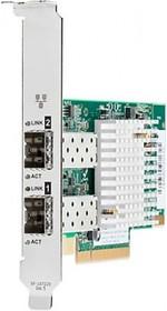 Адаптер HPE 570SFP+ Ethernet 10Gb 2P (718904-B21)