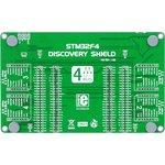 Фото 4/6 MIKROE-1481, STM32F4 Discovery Shield, Плата расширения для STM32F407G-DISC1