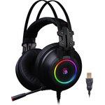 Наушники с микрофоном A4 Bloody G528C черный 2м мониторные ...