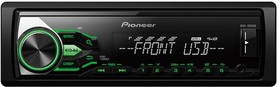 Автомагнитола PIONEER MVH-180UBG, USB