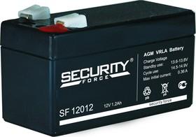 SF12012, Аккумулятор свинцовый 12В-1.2 Ач, 97*43*52мм
