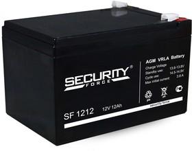 SF1212, Аккумулятор свинцовый 12В-12 Ач, 151*98*95мм