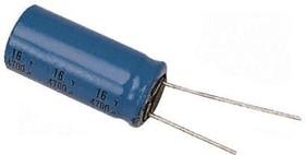 MAL214658101E3, Cap Aluminum Lytic 100uF 63V 20% (10 X 16mm) Radial 5mm 600mA 2500h 125C Automotive Bulk