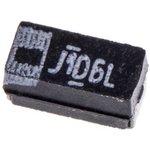 Фото 3/5 293D106X96R3A2TE3, танталовый SMD конденсатор 10 мкФ х 6.3в типА 10