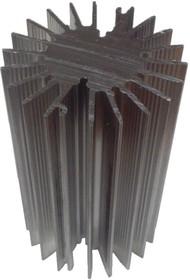АВ0640-150, Радиатор ребристый для светодиода