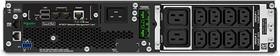 SRT2200RMXLI-NC, Smart-UPS SRT, On-Line, 2200VA / 1980W, Rack/Tower, IEC, LCD, Serial+USB, SmartSlot, подкл. доп. бат