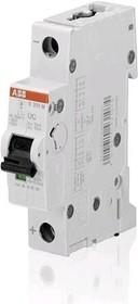 2CDS271061R0064, Автоматический выключатель 1-полюсной S201M C 6UC
