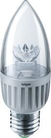 Лампа Navigator 71 851 NLL-C37-7-230-4K-E27-CL