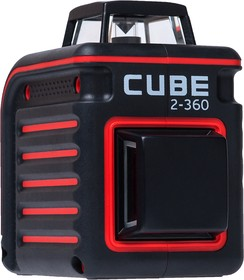 Фото 1/6 Построитель лазерных плоскостей ADA Cube 2-360 Professional Edition