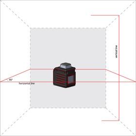 Фото 1/6 Построитель лазерных плоскостей ADA Cube 360 Home Edition