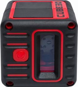 Фото 1/6 Построитель лазерных плоскостей ADA Cube 3D Professional Edition (построитель, батарея, штатив, инструкция, нейлоновая сумка)