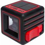 Фото 4/6 Построитель лазерных плоскостей ADA Cube 3D Ultimate Edition (построитель, батарея, крепление универсальное-зажим, штатив, очки, инструкция,
