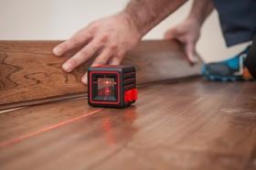 Фото 1/21 Построитель лазерных плоскостей ADA Cube Ultimate Edition (построитель, батарея, крепление универсальное-зажим, штатив, очки, инструкция, ке