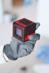 Фото 1/20 Построитель лазерных плоскостей ADA Cube Basic Edition (построитель, батарея, инструкция)