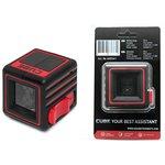 Фото 7/20 Построитель лазерных плоскостей ADA Cube Basic Edition (построитель, батарея, инструкция)