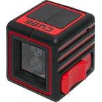 Фото 7/21 Построитель лазерных плоскостей ADA Cube Home Edition (построитель, батарея, крепление универсальное-зажим, инструкция, мягкая сумка)