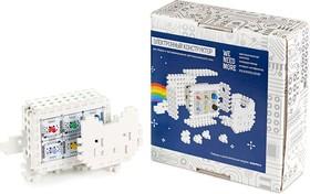 Фото 1/8 NYAN!, Набор деталей для сборки умного котика «Nyan!» на базе Iskra Neo