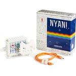 Фото 2/8 NYAN!, Набор деталей для сборки умного котика «Nyan!» на базе Iskra Neo
