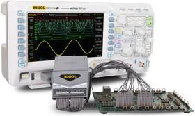 MSO1074Z-S, Осциллограф цифровой, 4 канала x 70МГц + генератор сигналов (Госреестр)