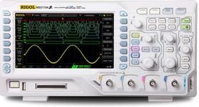 MSO1104Z, Осциллограф цифровой, 4 канала x 100МГц (Госреестр)