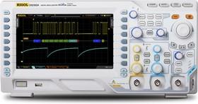DS2202A-S, Осциллограф цифровой, 2 канала x 200МГц + генератор сигналов (Госреестр)