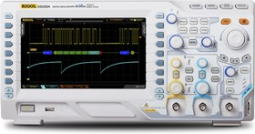DS2102А, Осциллограф цифровой, 2 канала x 100МГц (Госреестр)