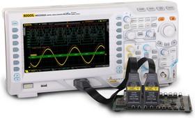 MSO2302А-S, Осциллограф цифровой, 2 канала x 300МГц + Логический анализатор (Госреестр РФ)