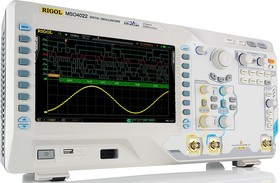 MSO4022, Осциллограф цифровой, 2 канала x 200МГц (Госреестр)