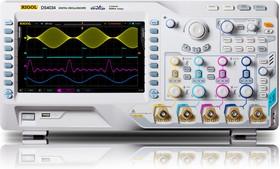 DS4034, Осциллограф цифровой, 4 канала x 350МГц (Госреестр)