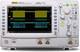DS6102, Осциллограф цифровой, 2 канала x 1000МГц (Госреестр)