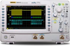 DS6062, Осциллограф цифровой, 2 канала x 600МГц (Госреестр)