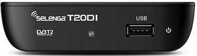 Фото 1/3 Т20DI, Приставка для цифрового телевидения DVB-T2