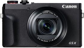 "Фото 1/4 Фотоаппарат Canon PowerShot G5 X Mark II черный 20.1Mpix Zoom5x 3"" 4K SDXC/SD/SDHC CMOS IS opt 5minF rotLCD TouLCD VF 5.9fr/s RAW 60fr/s HDM"