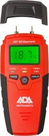 Фото 1/3 ZHT 125 Electronic, Измеритель влажности древесины и стройматериалов контактный