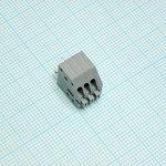 DG250-2.5-03P-11-00AH, Клеммник 3 конт. шаг 2.50 мм ...