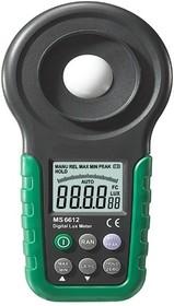 MS6612 люксметр цифровой(измеритель освещенности) Mastech
