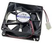 JF0825S1H-R (JF0825S1H-001C066R) 12V (80х80х25) S(втулка) вентилятор с фишкой
